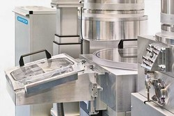 2-modules cluster of ICP-RIE SI 500 and cryogenic etcher SI 500 C with vacuum loadlock